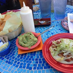 Photo taken at Salsalito Taco Shop by Christopher E. on 1/17/2013