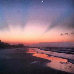 Photo taken at Seabrook Island by Ashley C. on 9/2/2013