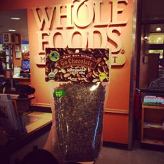 Photo taken at Whole Foods Market by Victoria A. on 3/13/2013