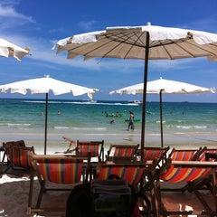 Photo taken at Sai Kaew Beach Resort (ทรายแก้ว บีช รีสอร์ท) by Victor B. on 5/8/2013