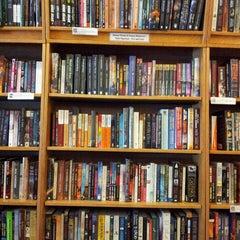 Photo taken at Borderlands Books by Nix K. on 6/4/2013