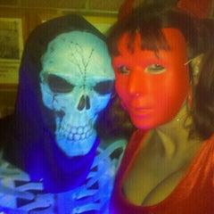 Photo taken at Old Village Tavern by Lisa M. on 10/31/2012