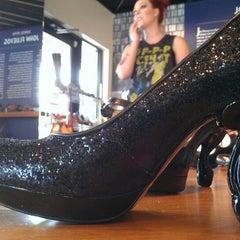 Photo taken at John Fluevog Shoes by Brianne B. on 8/24/2013