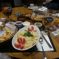 Photo taken at Efesus Restaurant & Bar by Uğur Ş. on 10/23/2012