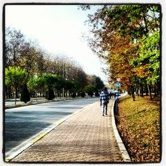 Photo taken at Sakarya Üniversitesi by Alperen D. on 11/22/2012