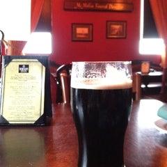 Photo taken at McMullan's Irish Pub by Vegas U. on 3/29/2013
