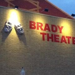 Photo taken at Brady Theater by Vegas C. on 9/29/2012