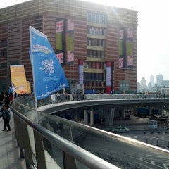 Photo taken at 正大广场 | Super Brand Mall by Mike C. on 10/14/2012