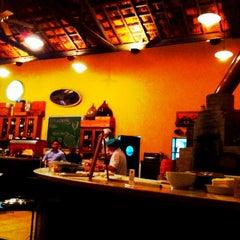 Photo taken at Ritto Pizza Bar by Drenya B. on 9/15/2012