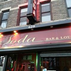 Photo taken at Soda Bar by Nichol A. on 11/19/2012