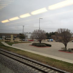Photo taken at Richland Hills Station (TRE) by Damian F. on 2/9/2013