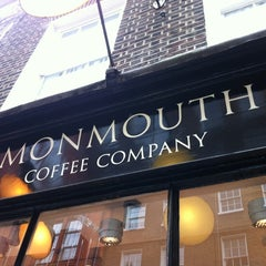 Photo taken at Monmouth Coffee Company by owi s. on 11/10/2012