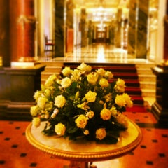 Photo taken at Belmond Grand Hotel Europe / Гранд Отель Европа by 💗Victoria💗Angel💗 G. on 4/25/2013