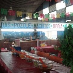 Photo taken at Mercado De Comidas San Camilito (Garibaldi) by Antonio M. on 1/21/2013