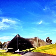 Photo taken at Sidney Myer Music Bowl by Camila A. on 11/23/2012