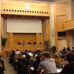 Photo taken at Sciences Po by Cecile D. on 2/26/2013