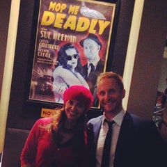 Photo taken at Dendy Cinemas by Philip T. on 4/16/2014