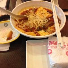 Photo taken at 永和大王 by Bernard C. on 11/20/2012