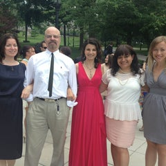 Photo taken at Packer Memorial Church by Viviana E. on 6/29/2013