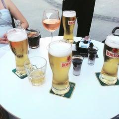 Photo taken at Marica Café-Bar & Restaurant by Szalai G. on 6/5/2015