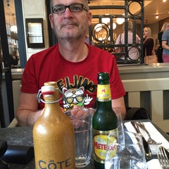Photo taken at Côte Brasserie by Nicola H. on 10/31/2015