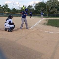 Photo taken at AJ Wlson Sports Complex by Trina R. on 5/15/2014