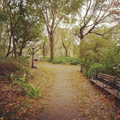 Photo taken at Riverside Park by Eliane v. on 11/2/2012