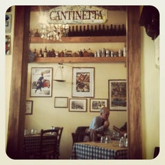 Photo taken at Osteria del F.I.A.T. by Gianluca F. on 10/1/2012