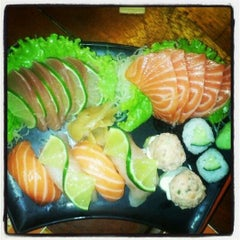 Photo taken at Kony Sushi by Roberto S. on 12/13/2012