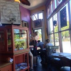 Photo taken at Mystic Mocha by Ben H. on 8/23/2014
