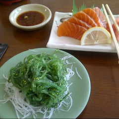 Photo taken at Sushi Tei by Hope E. on 1/25/2013
