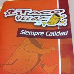 Photo taken at El Taco Veloz by F@tY NiCe on 8/24/2014