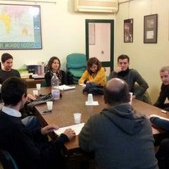 Photo taken at Biblioteca Gerbino / Next / I Draghi Locopei by Antony P. on 12/19/2012
