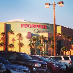 Photo taken at Honda Center by Wendee N. on 7/14/2013