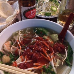 Photo taken at Noodle House by Deven B. on 12/23/2013