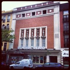 Photo taken at Cines Renoir Retiro by JJay043 on 10/20/2012