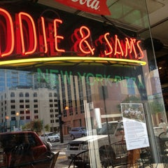 Photo taken at Eddie and Sam's Pizza by Lisa A. on 5/3/2013
