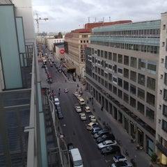 Photo taken at Regent Berlin by Michael S. on 10/10/2012