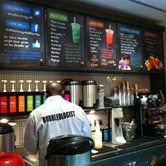 Photo taken at Bubbleology by Amy C. on 11/16/2012