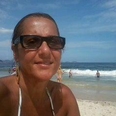 Photo taken at Barraca do Ray 149 - Copacabana by Mônica S. on 1/15/2013