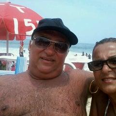 Photo taken at Barraca do Ray 149 - Copacabana by Mônica S. on 12/30/2012