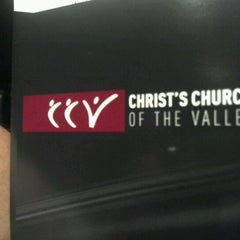 Photo taken at Christ's Church of the Valley (CCV) by Fred W. on 10/14/2012
