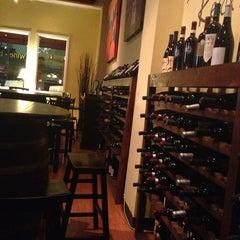 Photo taken at Relm Wine Bistro by Jihye J. on 2/22/2013