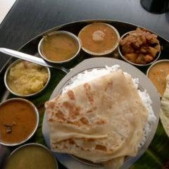 Photo taken at Adyar Ananda Bhavan (A2B) by Vaisakh G. on 10/24/2012