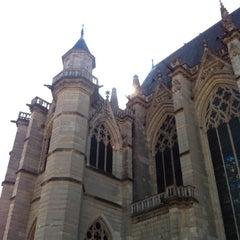 Photo taken at Château de Vincennes by Лиза А. on 4/7/2013