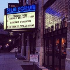 Photo taken at Film Forum by Zach L. on 7/19/2013