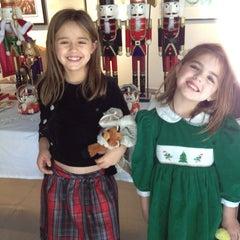 Photo taken at Dougherty Arts Center by Allison C. on 12/15/2013