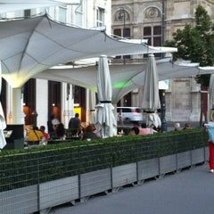 Photo taken at Café Mozart by Anna P. on 9/18/2012