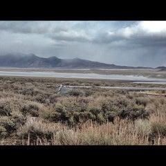 Photo taken at Crowley Lake by Herman L. on 12/1/2012