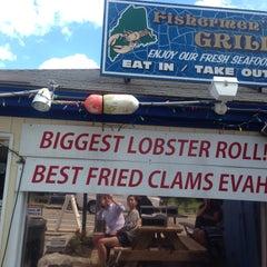 Photo taken at Fisherman's Grill by Jingzhi D. on 8/7/2015